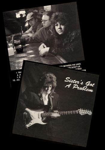Kelly Richey Band - Sister's Got A Problem (1994 )