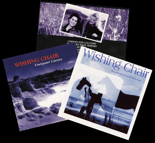 Wishing Chair - Undisputed Country (1998) & Ghost of Will Harbut (2000)
