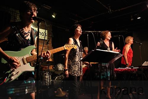 the bats, Lexington August 7, 2010
