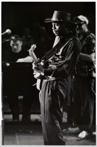 bernard allison, Minneapolis1996