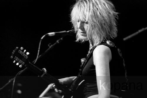 lucinda williams, Lexington 2001