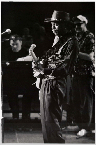 bernard allison, Minneapolis1996