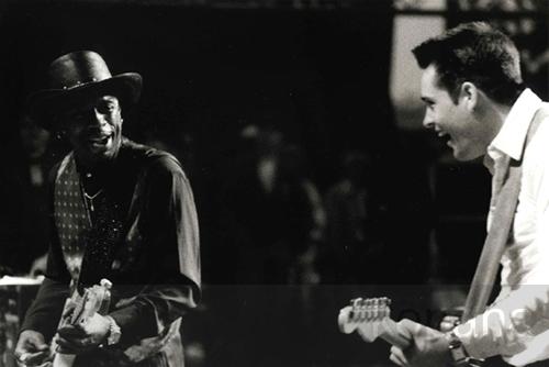 bernard allison and shawn pittman , Minneapolis1996
