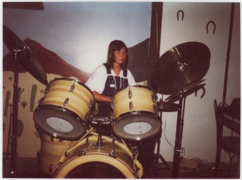 1st public performance, Tucson, AZ, 1978