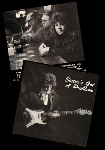 Kelly Richey Band, Sister's Got a Problem, 1994 (Photos by Kopana)