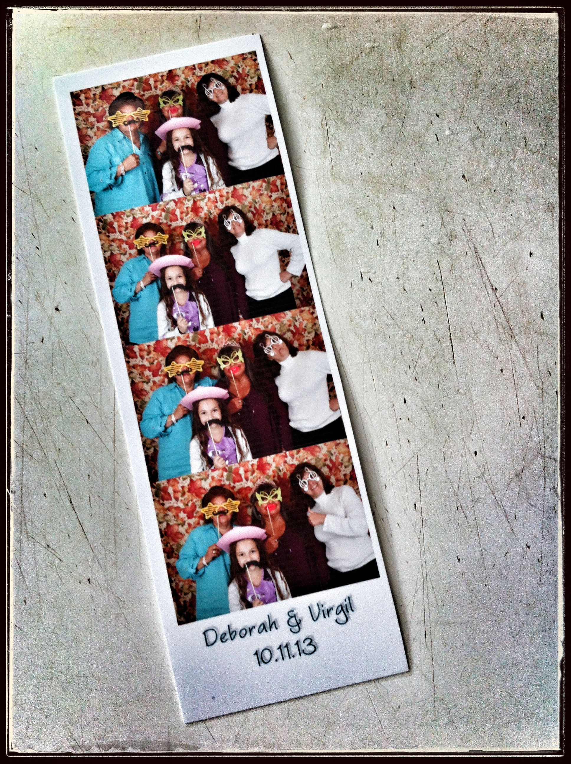 photo booth (snapseed)