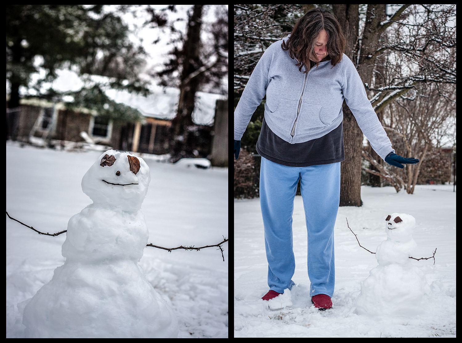 mighty mighty snowman