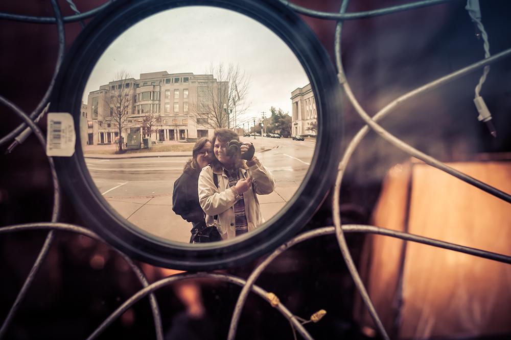 convex selfie